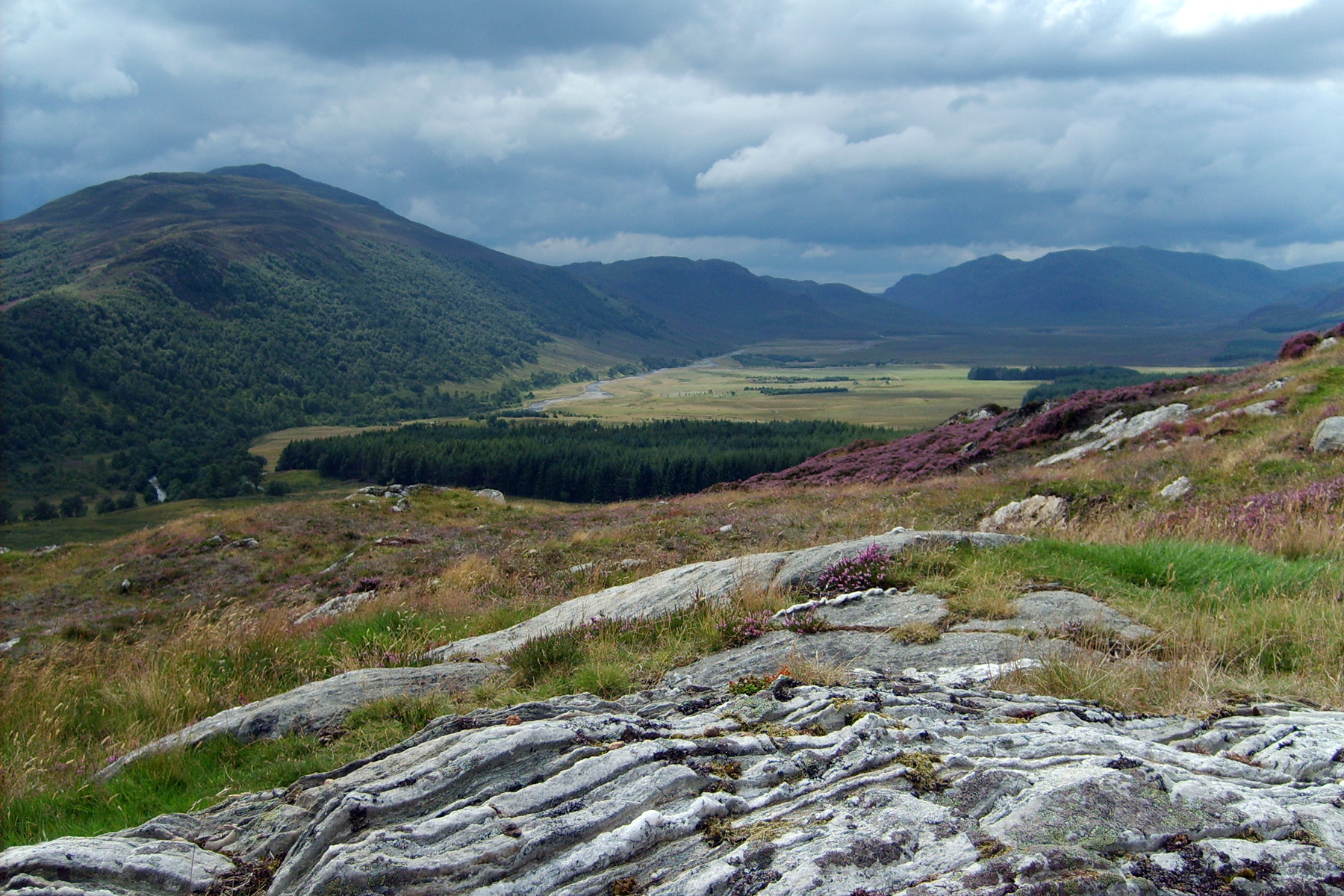 Cairngorms Valley