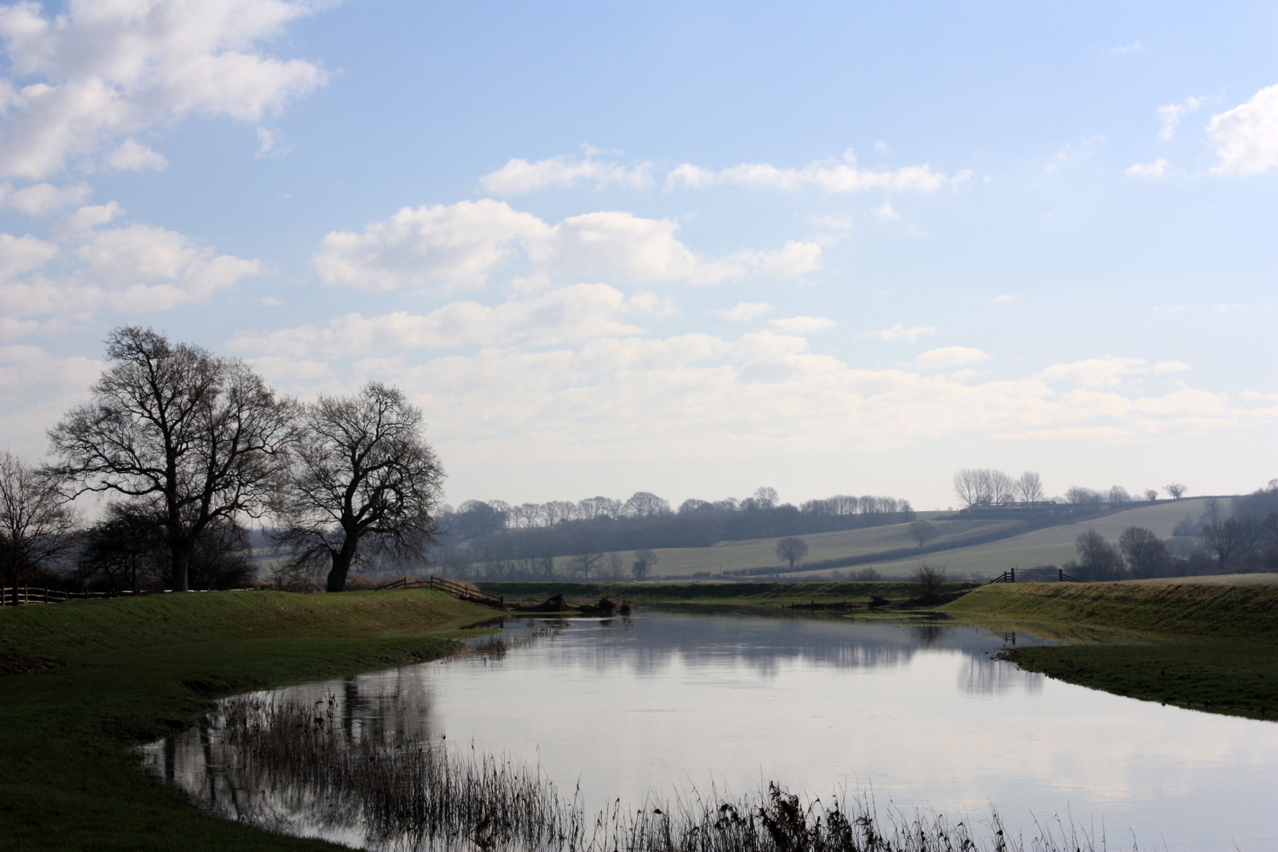 River Rother at Bodiam