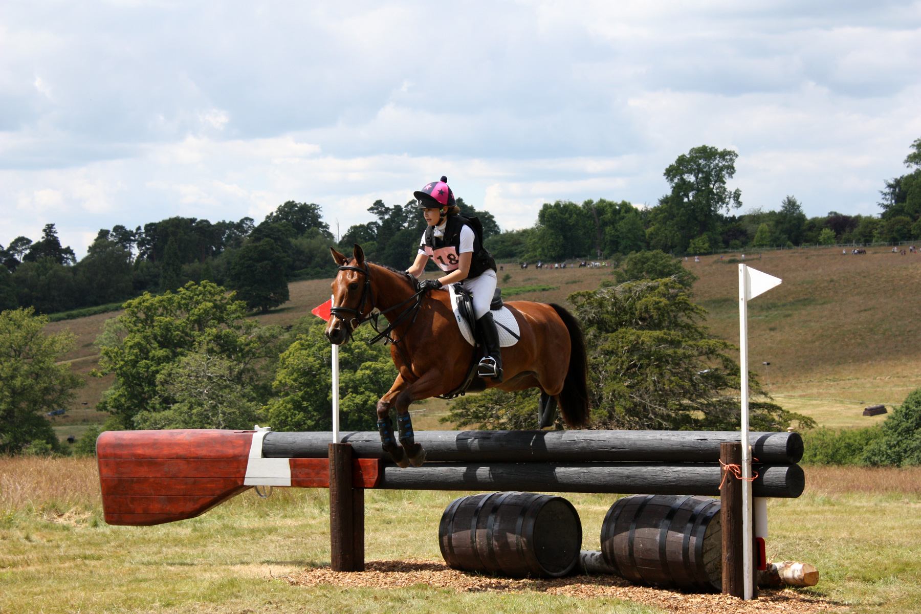Eridge Horse Trials