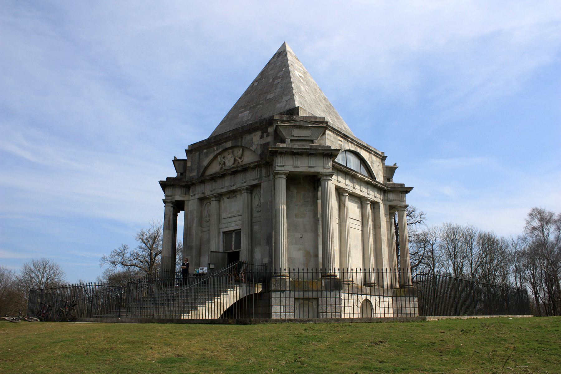 Darnley Mausoleum Restored